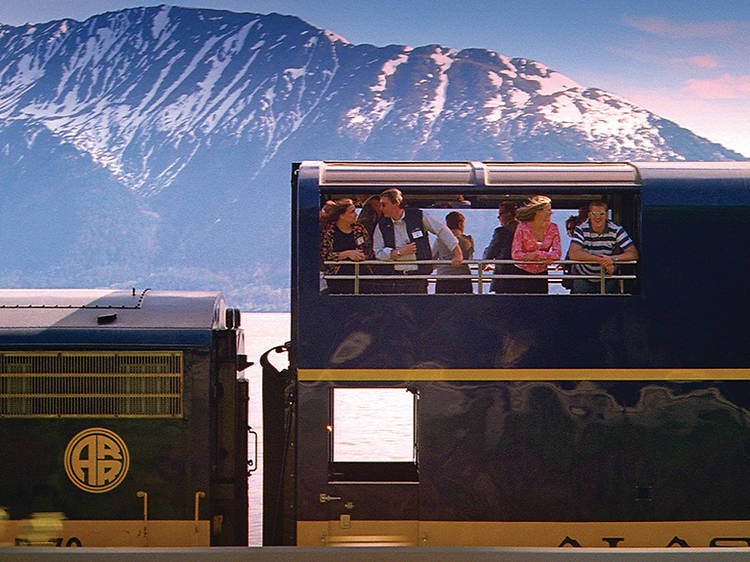 Anchorage to Fairbanks: Alaska Denali Star