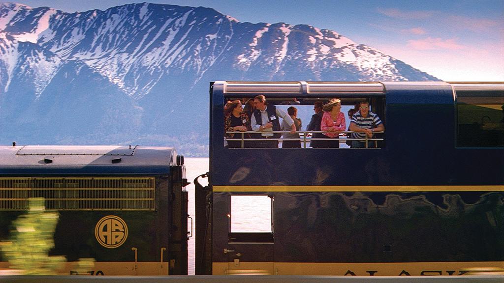 Alaska Denali Star from Anchorage to Fairbanks