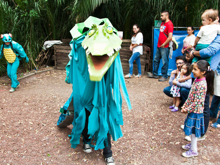 Actividades para niños en Roma-Condesa