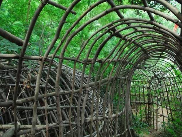 Les cabanes d'Argelaguer, una obra única al món