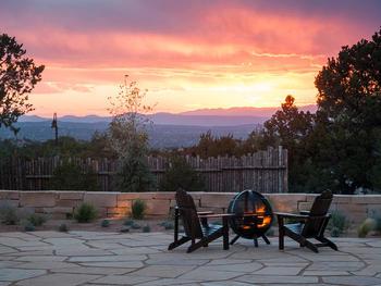 Four Seasons Resort Rancho Encantado in Santa Fe, New Mexico