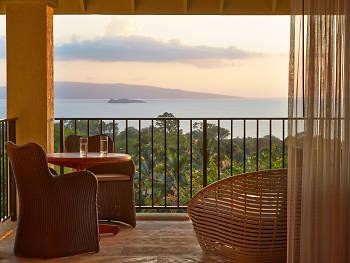 Hotel Wailea in Maui, Hawaii