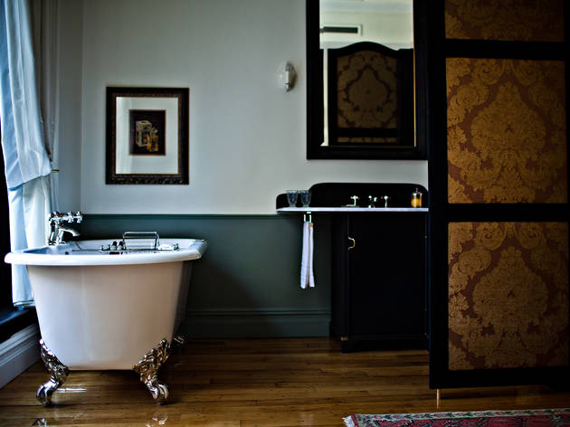 The NoMad Hotel in NYC