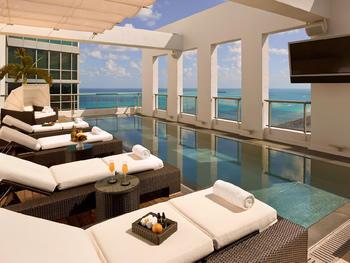 The Setai in Miami Beach, Florida