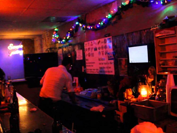 The New Jalisco Bar