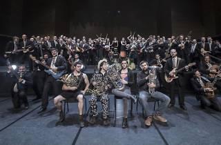 Grec 2015: Obeses & Banda Municipal de Barcelona
