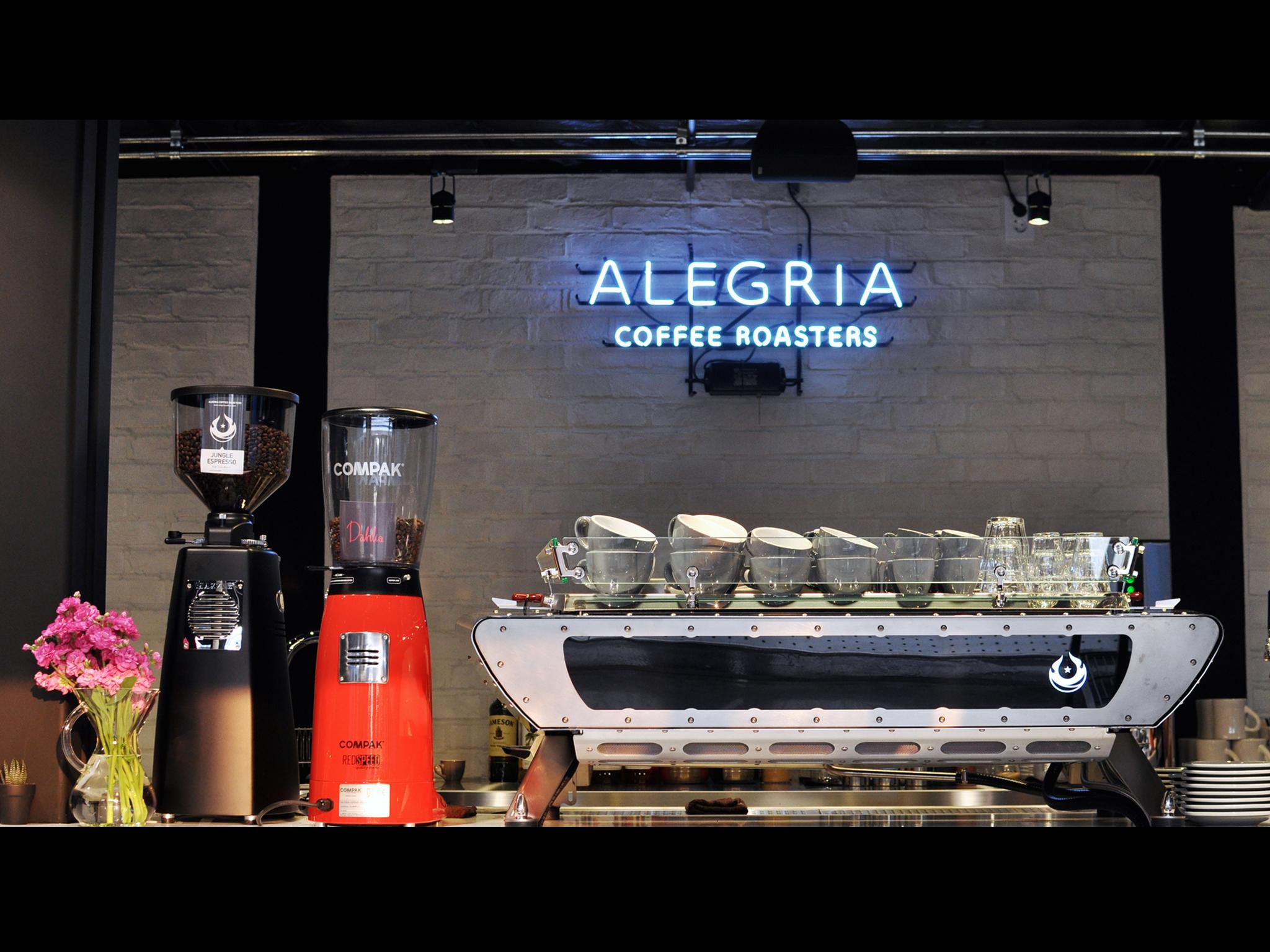 Alegeria Coffee