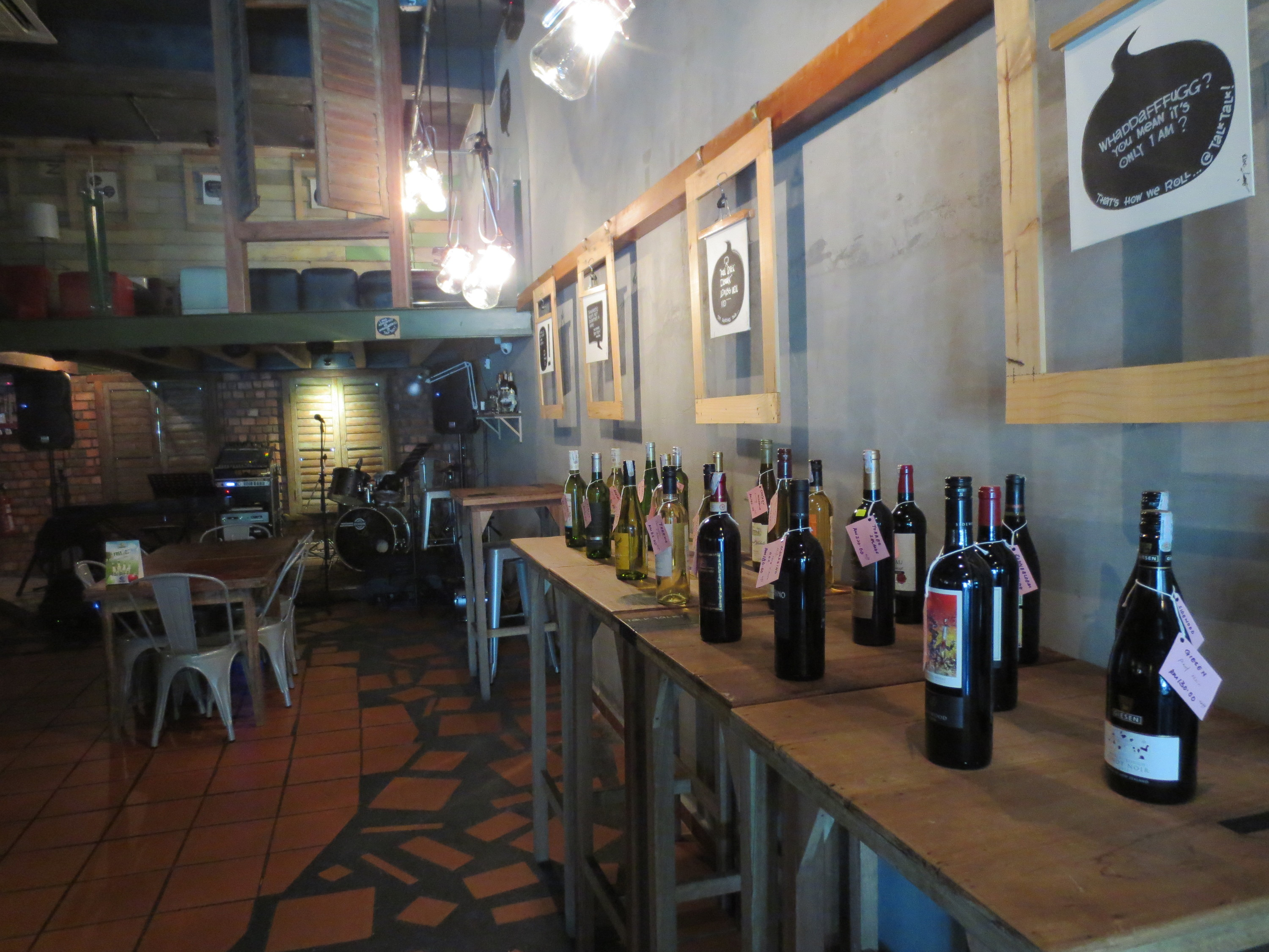 Talk Talk Wine Bar