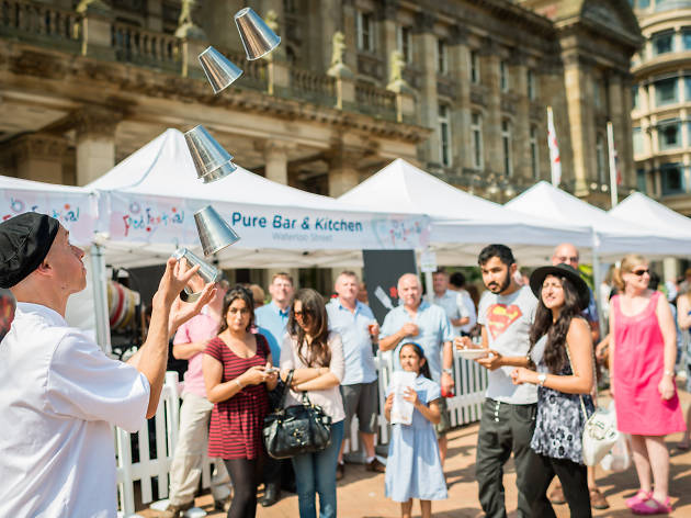Colmore Food Festival 2015