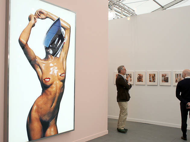 Take a photographic tour of Frieze New York (2015)