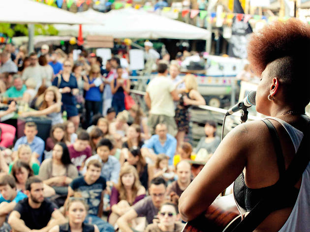 Summer's best free festivals