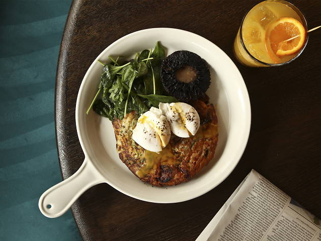 London's best breakfasts and brunches, Riding House Cafe