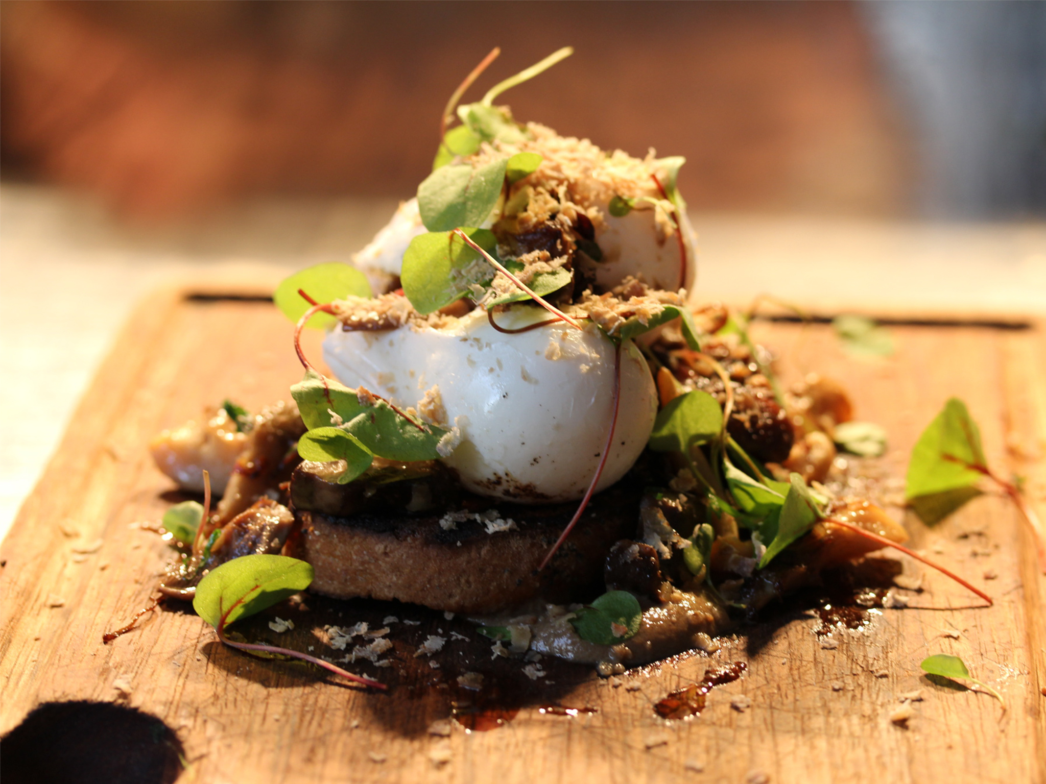 The best breakfasts in London, Bull and Last