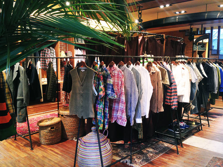 The best men's fashion stores in Seoul