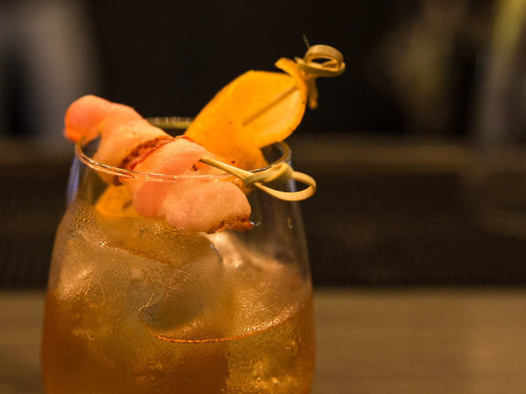 Old fashioned tocino