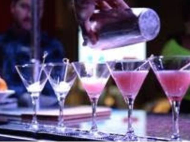 LA's Best Bartenders at May Mix-Off
