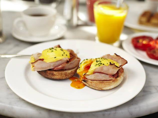 The best breakfasts in London, Dean Street Townhouse