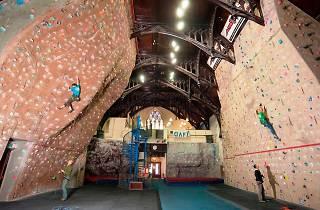 Glasgow Climbing Centre