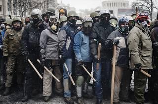 DOCfield>15: Guillaume Herbaut. Ucraïna, de Maidan al Donbass