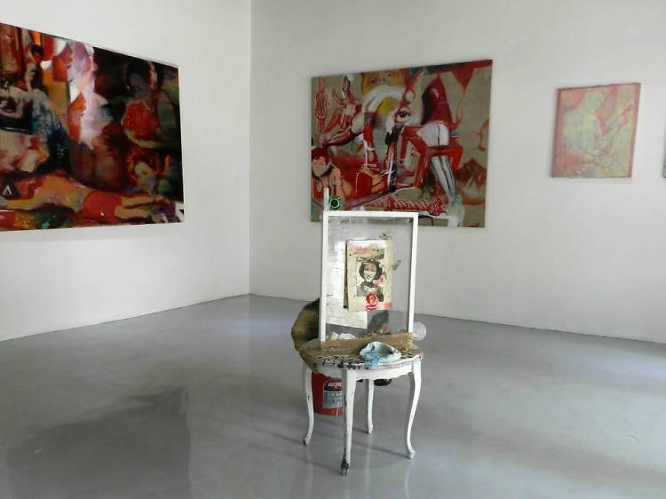 Galería White Cremnitz
