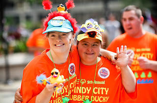 Windy City Rubber Ducky Derby