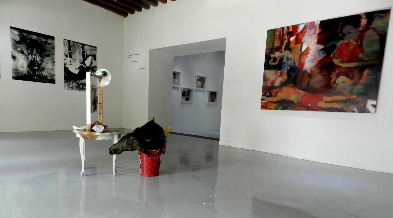 Exposiciones de arte contemporáneo en la CDMX