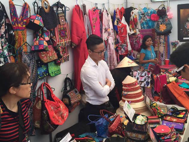 Feria de las Culturas Amigas (Foto: Gil Camargo)