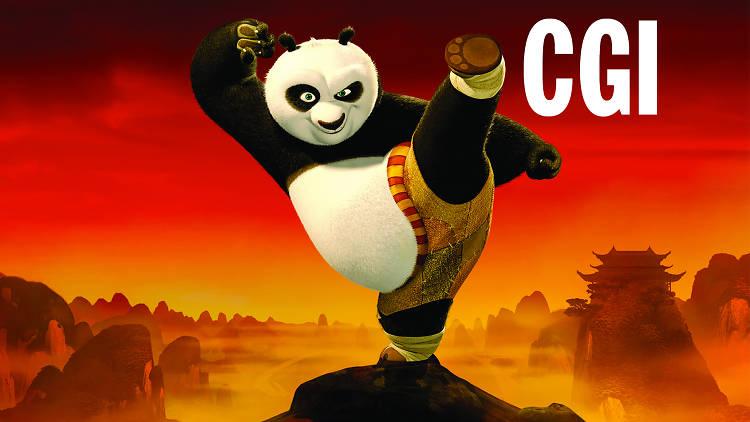 Best animated movies, CGI
