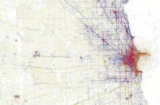 Where Chicago residents and tourists take photos