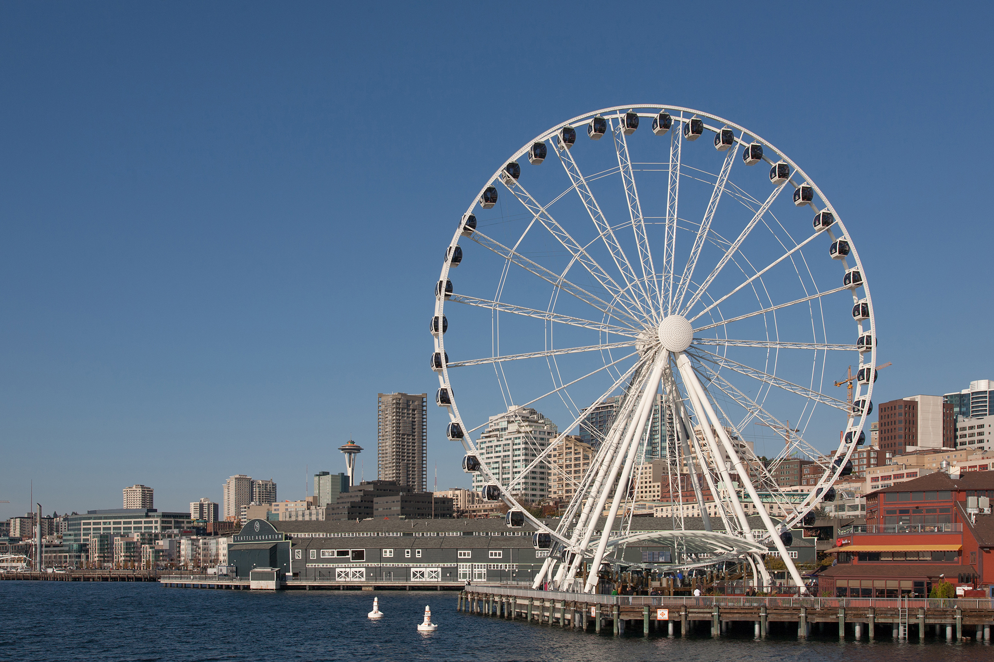 Must-visit Seattle attractions