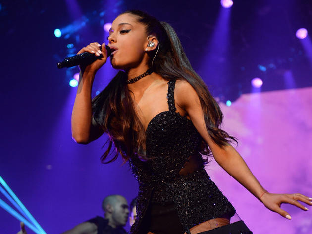 Kiss FM Jingle Ball: Ariana Grande + Ellie Goulding + Backstreet Boys