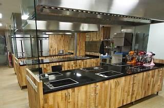 The Eureka Cooking Lab