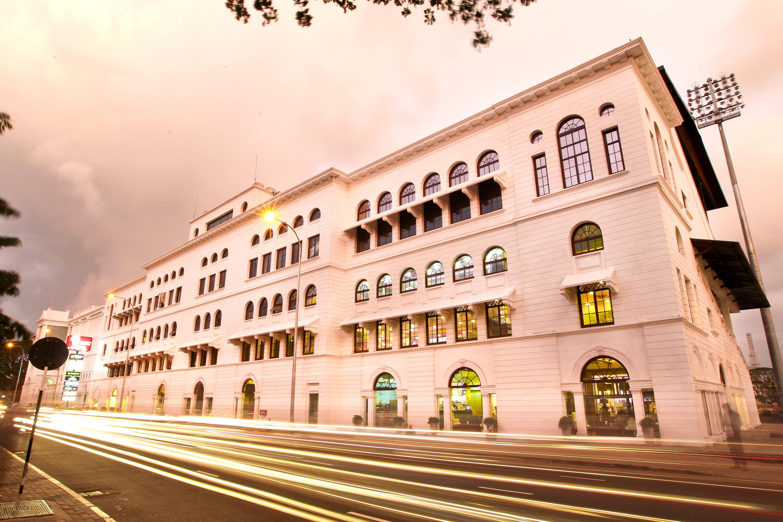 Colombo Racecourse is a shopping mall in Colombo, Sri Lanka