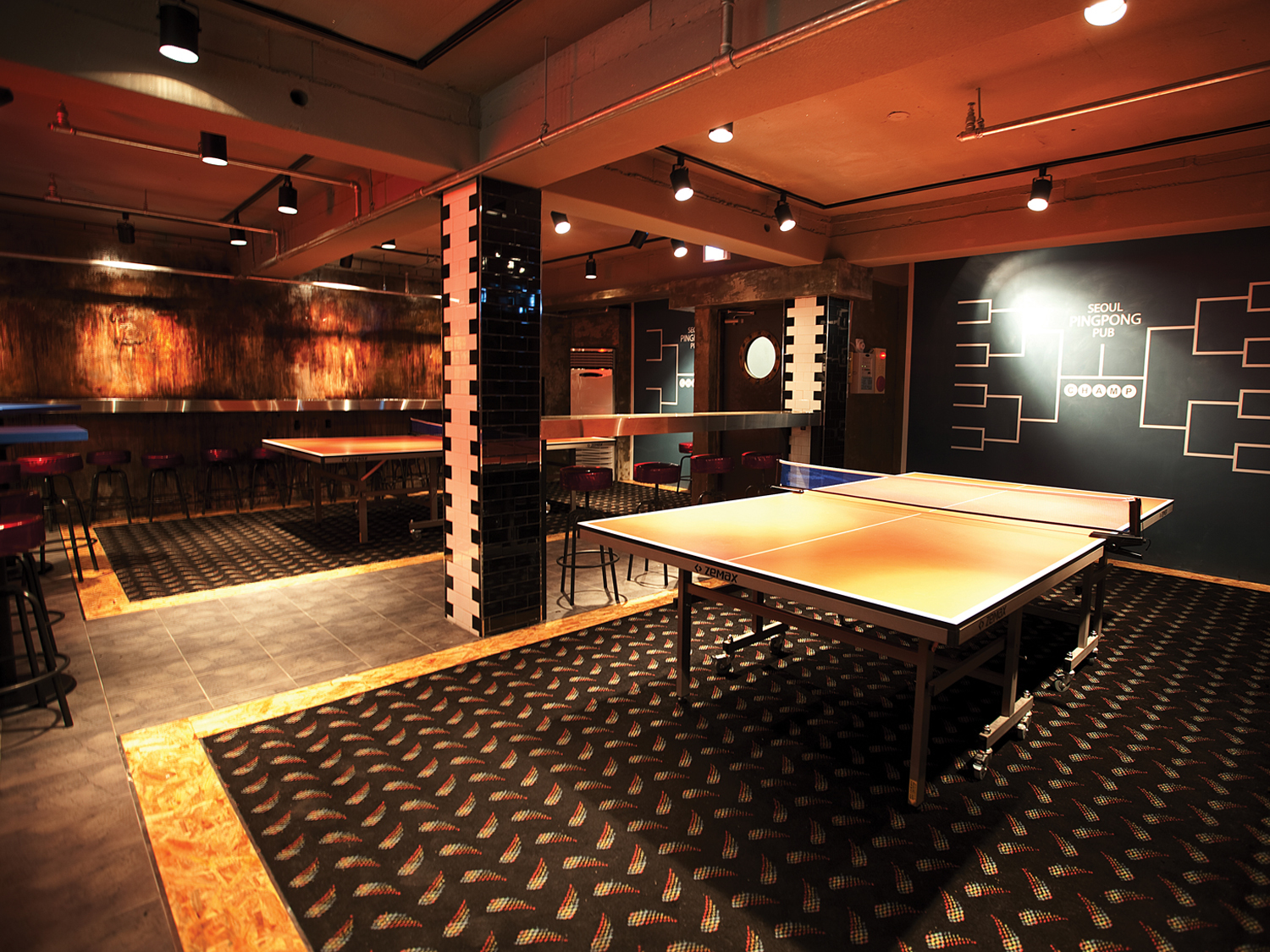 Must-see creative bars in Seoul