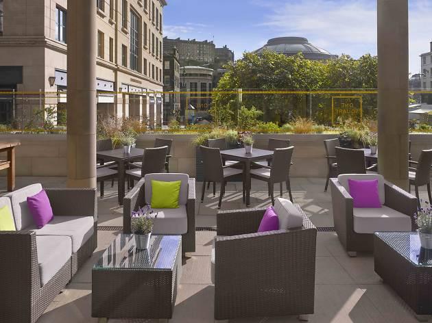 One Square, Sheraton Edinburgh
