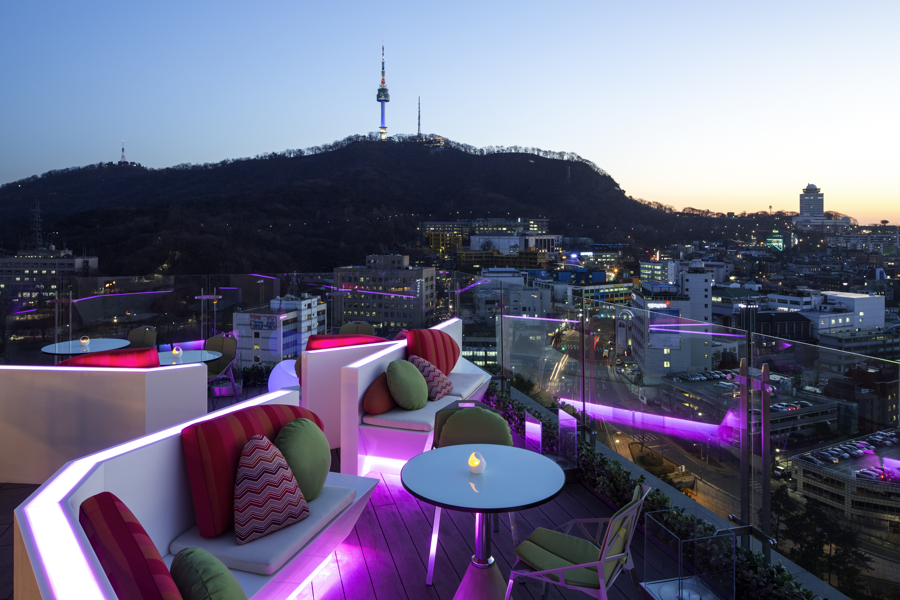 Upscale Business Hotels In Seoul