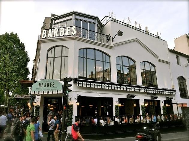 Make up your own mind at Brasserie Barbès