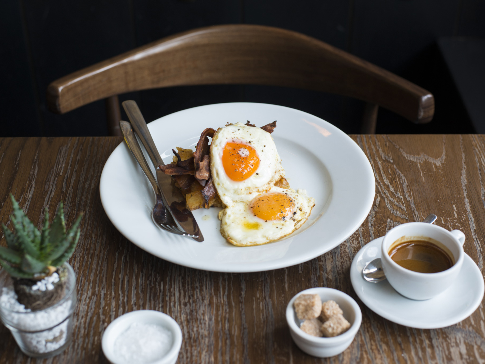 The best brunches in London