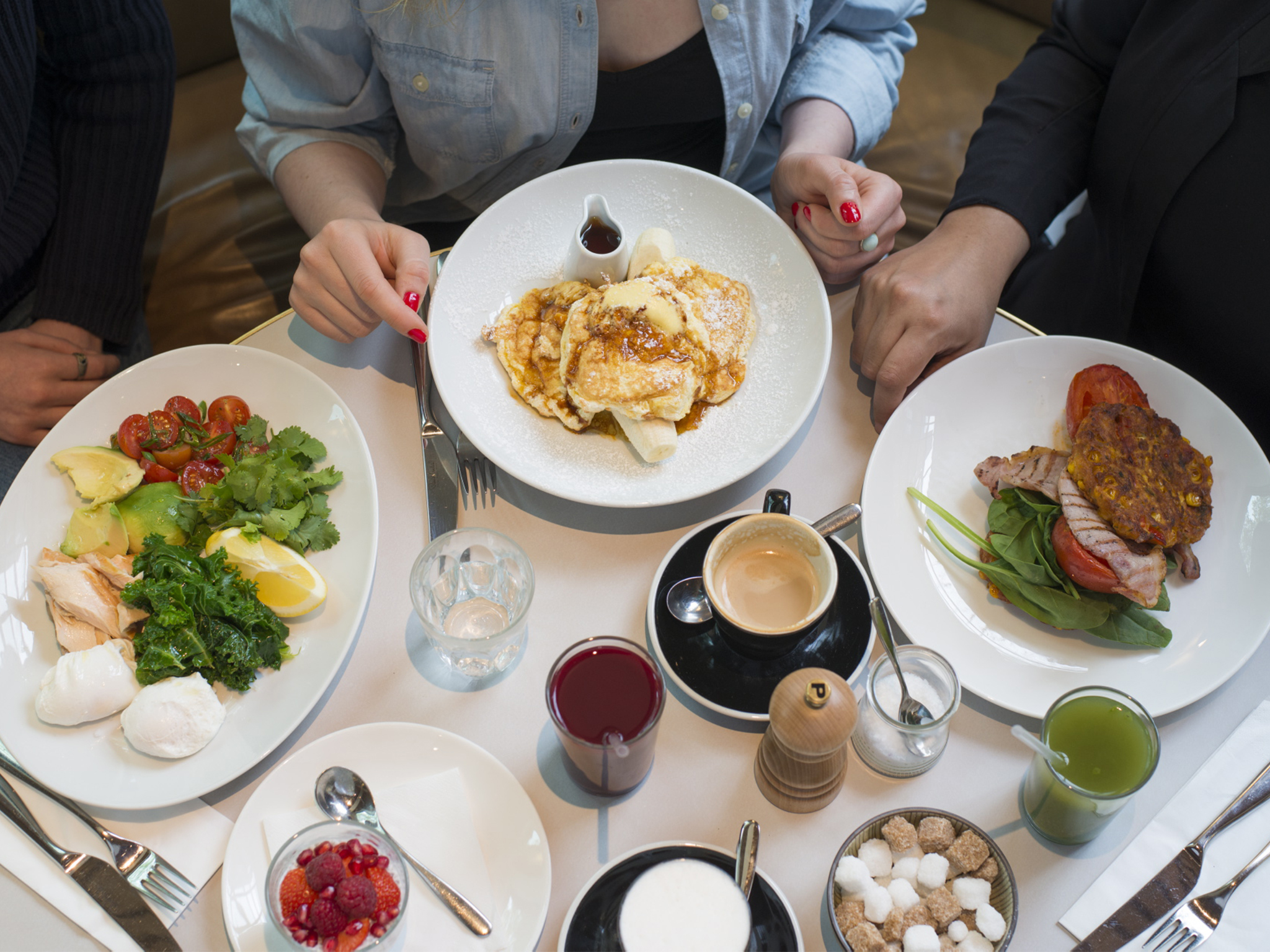 The top 10 brunches in London, Granger & Co
