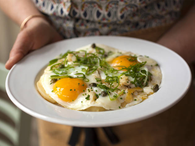 The top ten brunches in London