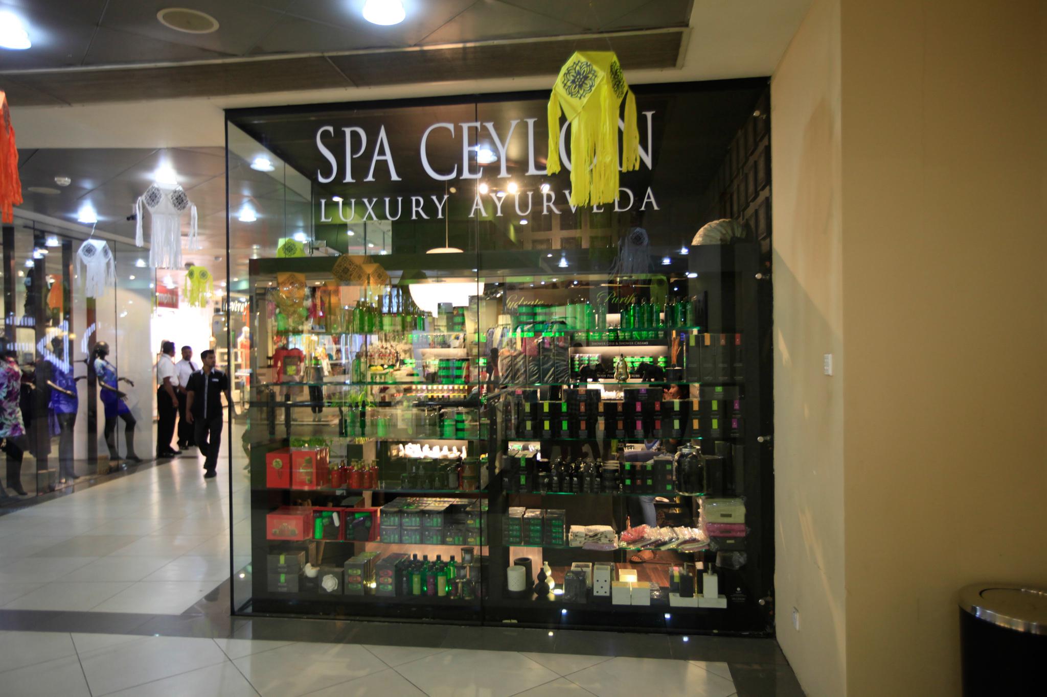 Spa Ceylon Shopping In Kandy Sri Lanka