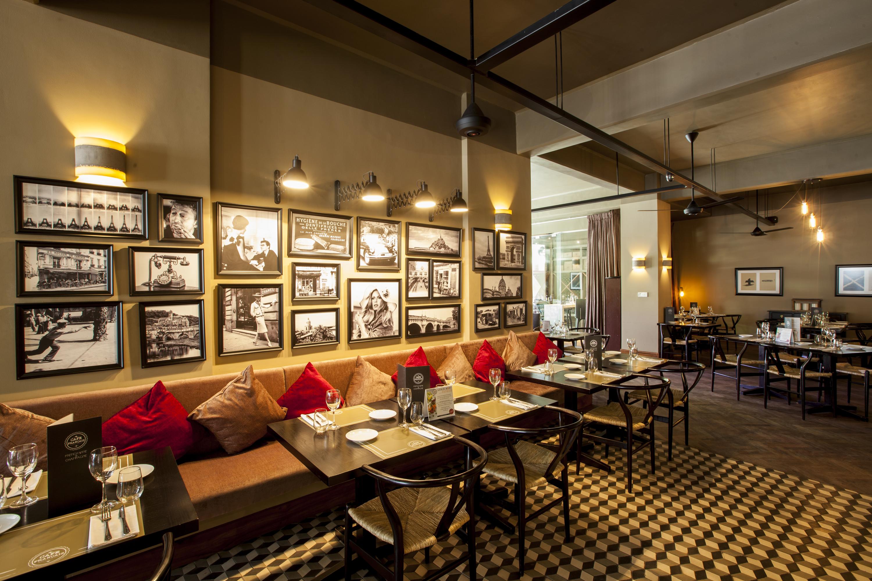 Cafe Francais is a restaurant in Colombo, Sri Lanka