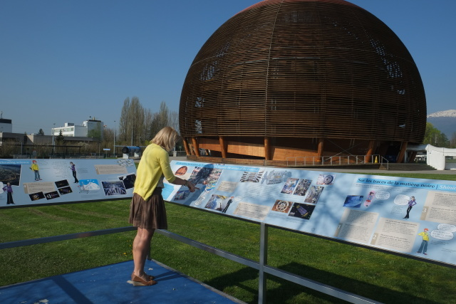 Passport to the Big Bang, Geneva activity, Time Out Switzerland