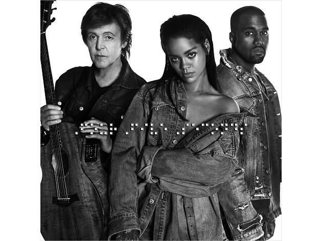 Rihanna –FourFiveSeconds