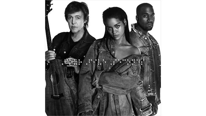 Rihanna – FourFiveSeconds
