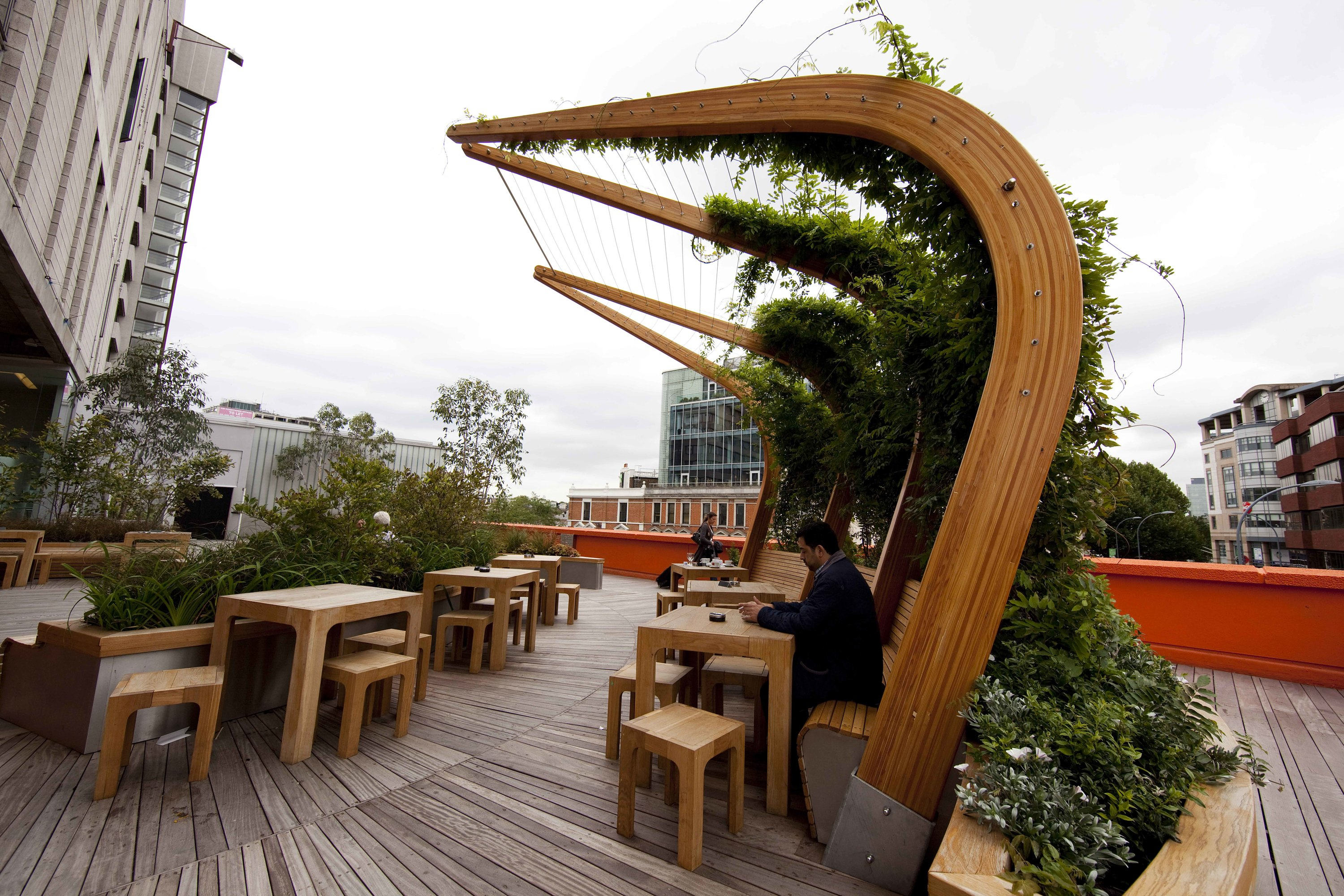 29 Best Rooftop Bars With Dazzling Views In London