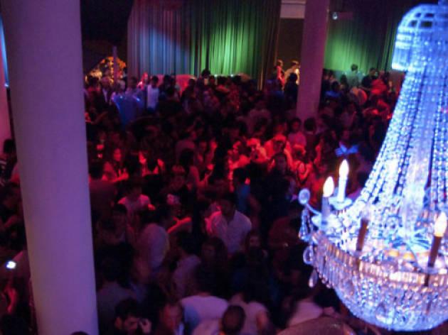 Lux club, Lisbon