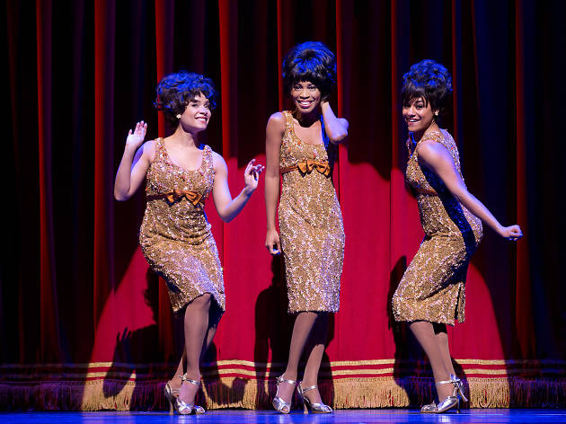 Motown the Musical in the West End