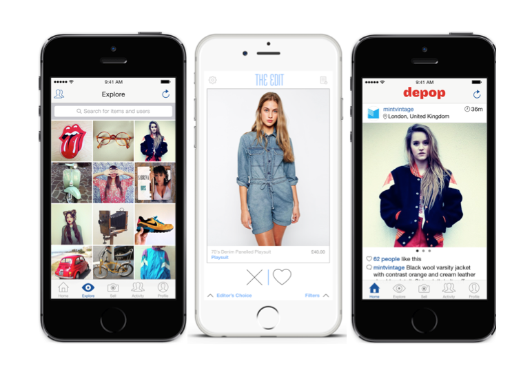 Eight great fashion apps