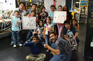 hacedores makerspace